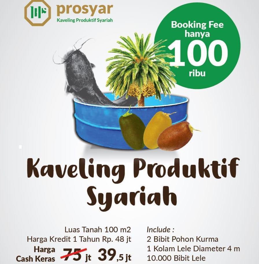 Kavling Produktif Syariah - Prosyar