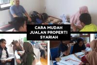 cara jualan properti syariah