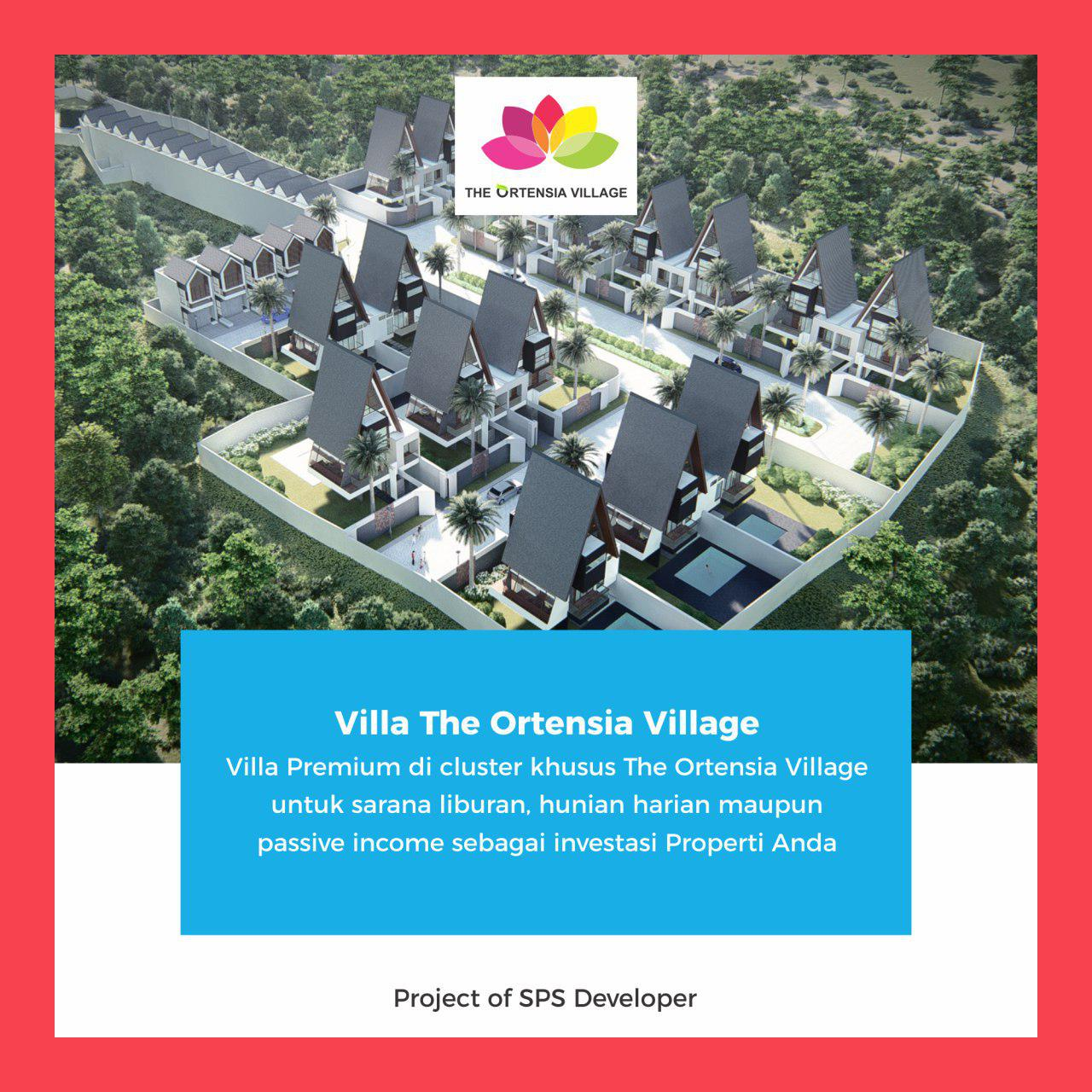 the ortensia village - villa