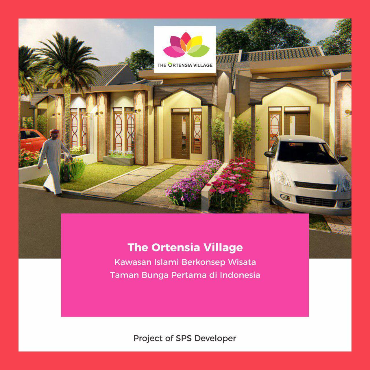 the ortensia village