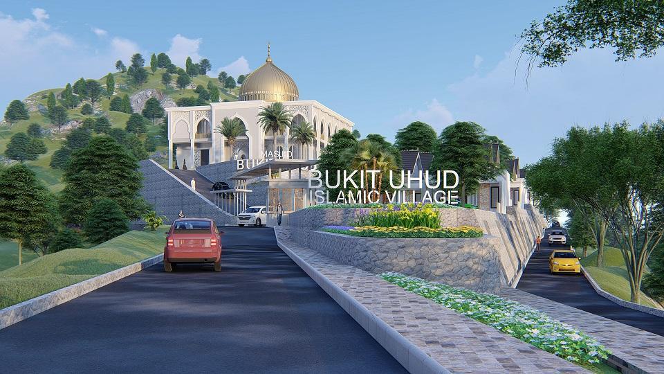 rumah syariah bukit uhud islamic village
