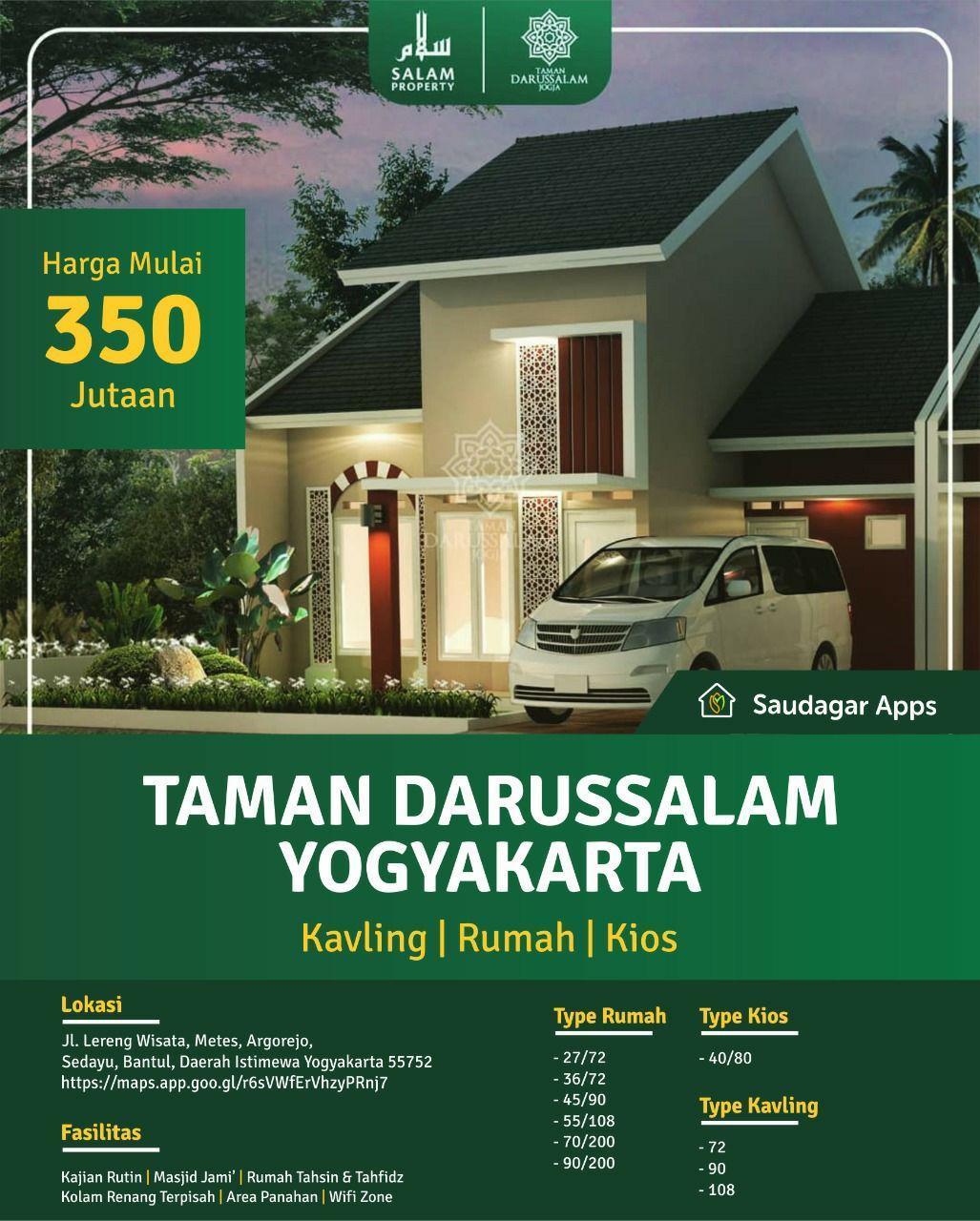 rumah syariah yogyakarta
