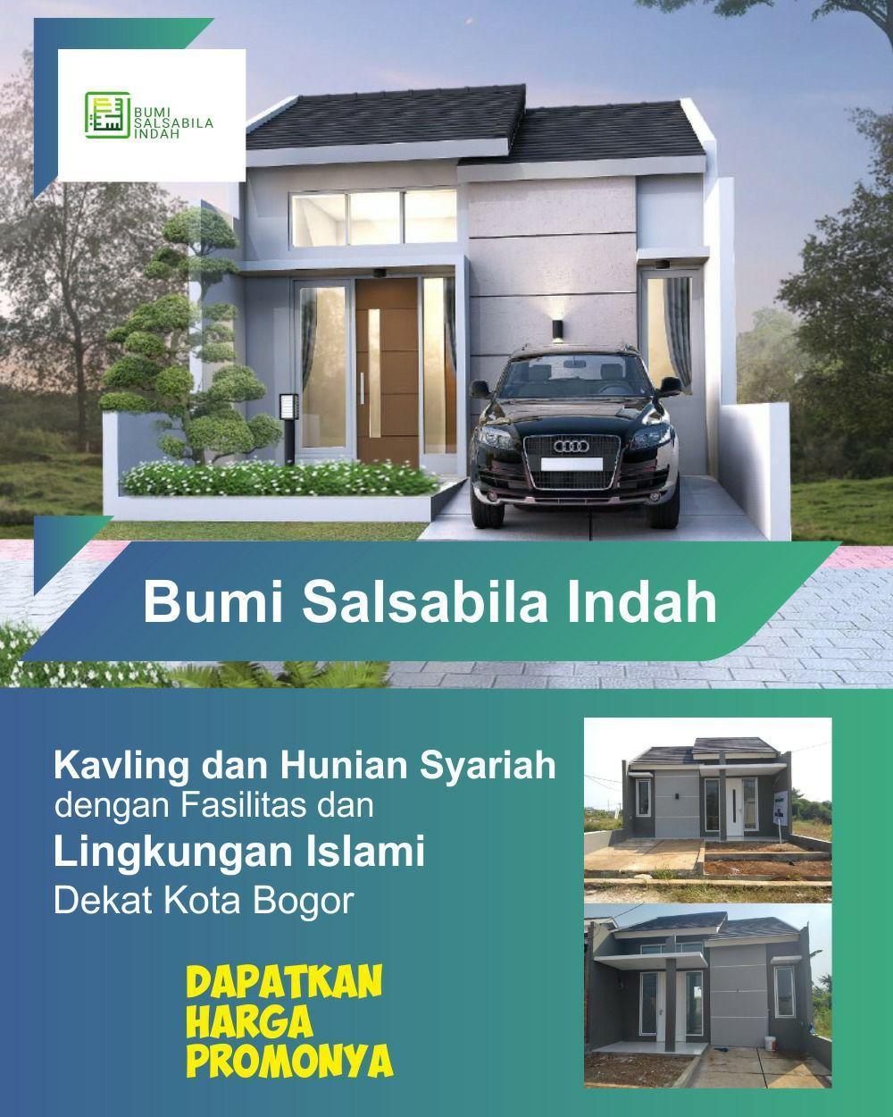 rumah syariah bekasi
